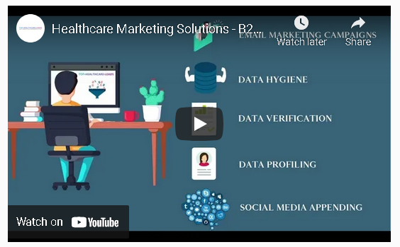 Top healthcare leads link